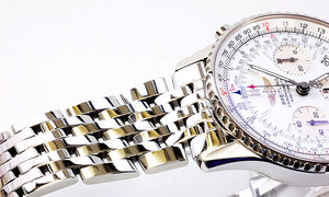 [21] BREITLING(ブレス部分)【before】