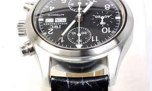 [23] IWC Chronograph【before】
