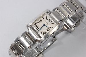[43] Cartier タンクフランセーズ【before】