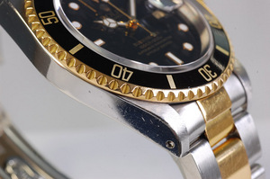 [71] ROLEX SUBMARINER 16613【before】