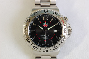 [74] TAG heuer FORMULA 1【before】