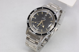 [10] OMEGA  Seamaster  1st.モデル vol.2【before】