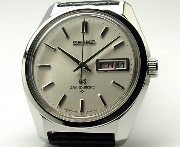 online store 55f20 8a464 グランドセイコー 61GS バンド 交換   時計相談室   時計修理 ...